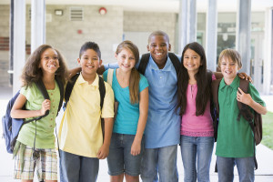 bigstock-Six-Students-Standing-Outside--3917391